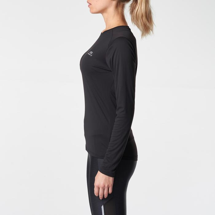 MAILLOT MANCHES LONGUES JOGGING FEMME RUN SUN PROTECT - 1075742