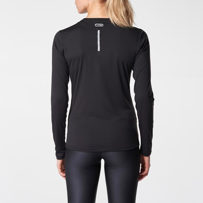 MAILLOT MANCHES LONGUES JOGGING FEMME RUN SUN PROTECT - 1075745