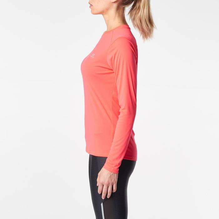 MAILLOT MANCHES LONGUES JOGGING FEMME RUN SUN PROTECT - 1075793