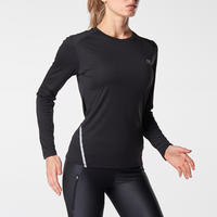 Run Sun Protect Long-Sleeved Jogging T-Shirt – Women