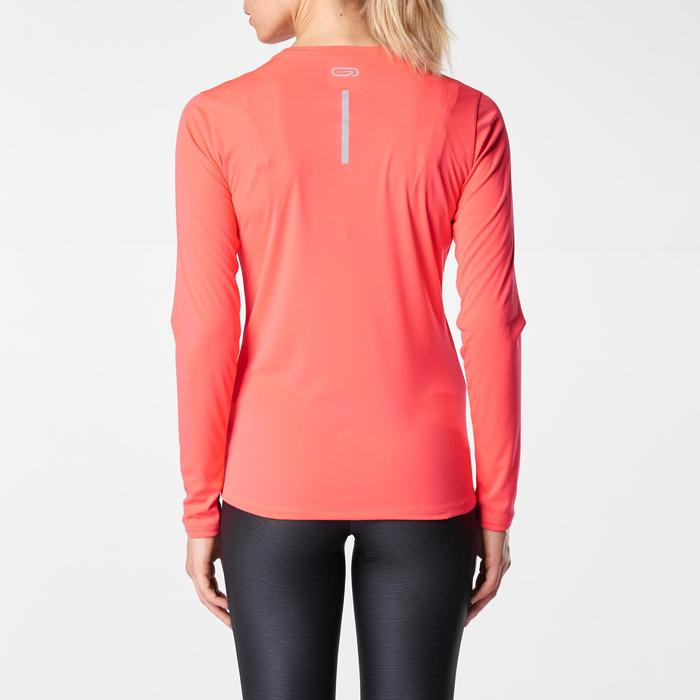 MAILLOT MANCHES LONGUES JOGGING FEMME RUN SUN PROTECT - 1075821