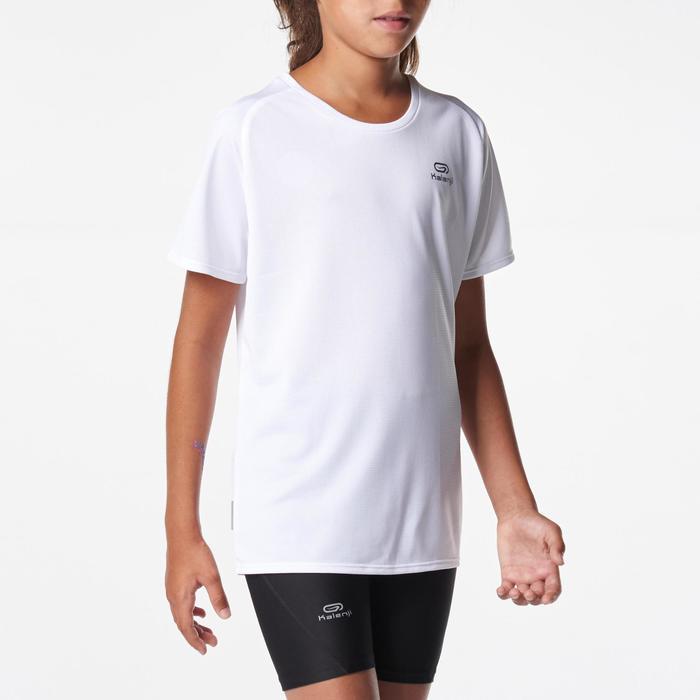 Tee shirt athlétisme enfant run dry - 1075854