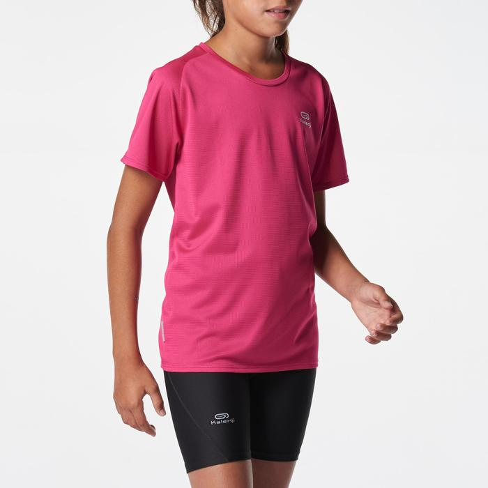 Tee shirt athlétisme enfant run dry - 1075889