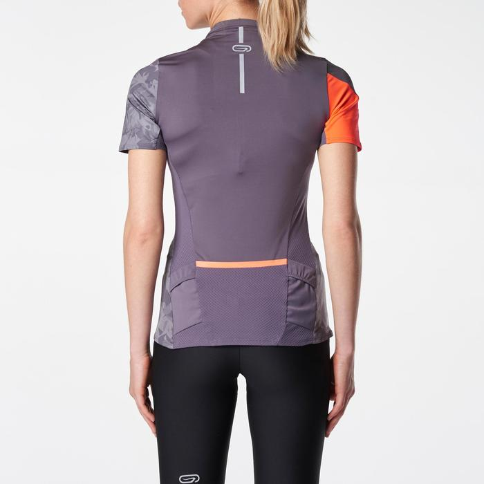 Tee shirt manches courtes perf trail running femme - 1075903