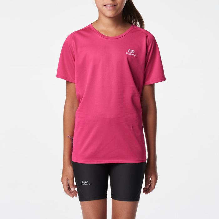 Tee shirt athlétisme enfant run dry - 1075920