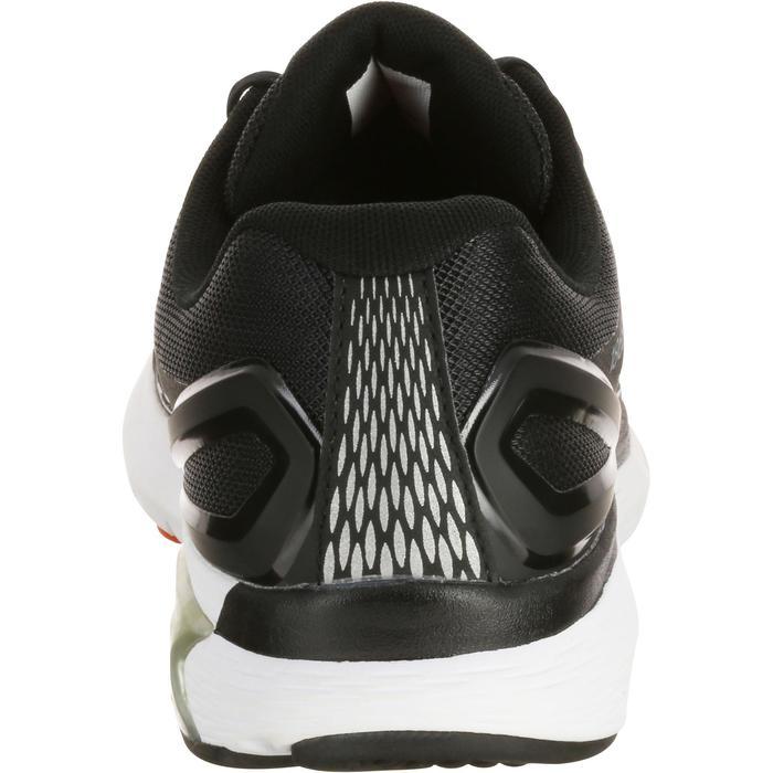 Chaussures marche sportive homme M1865 noir / rouge - 1075922