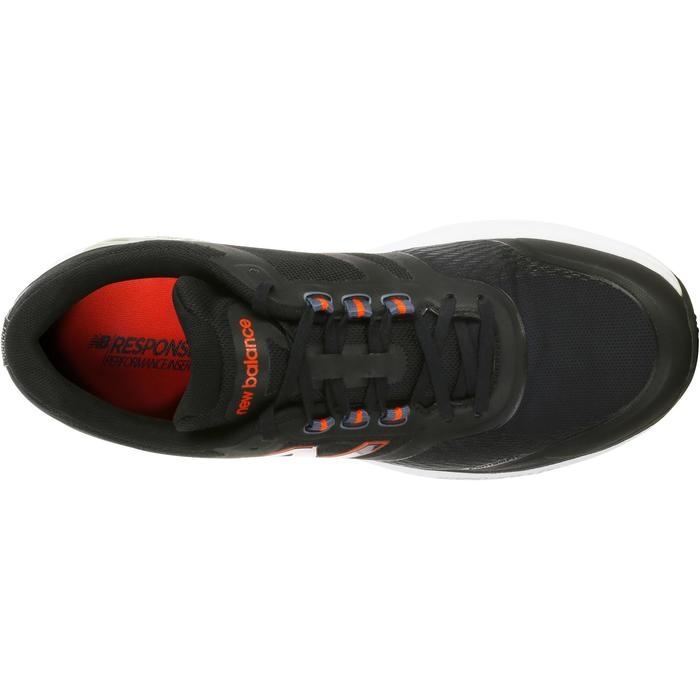 Chaussures marche sportive homme M1865 noir / rouge - 1075931