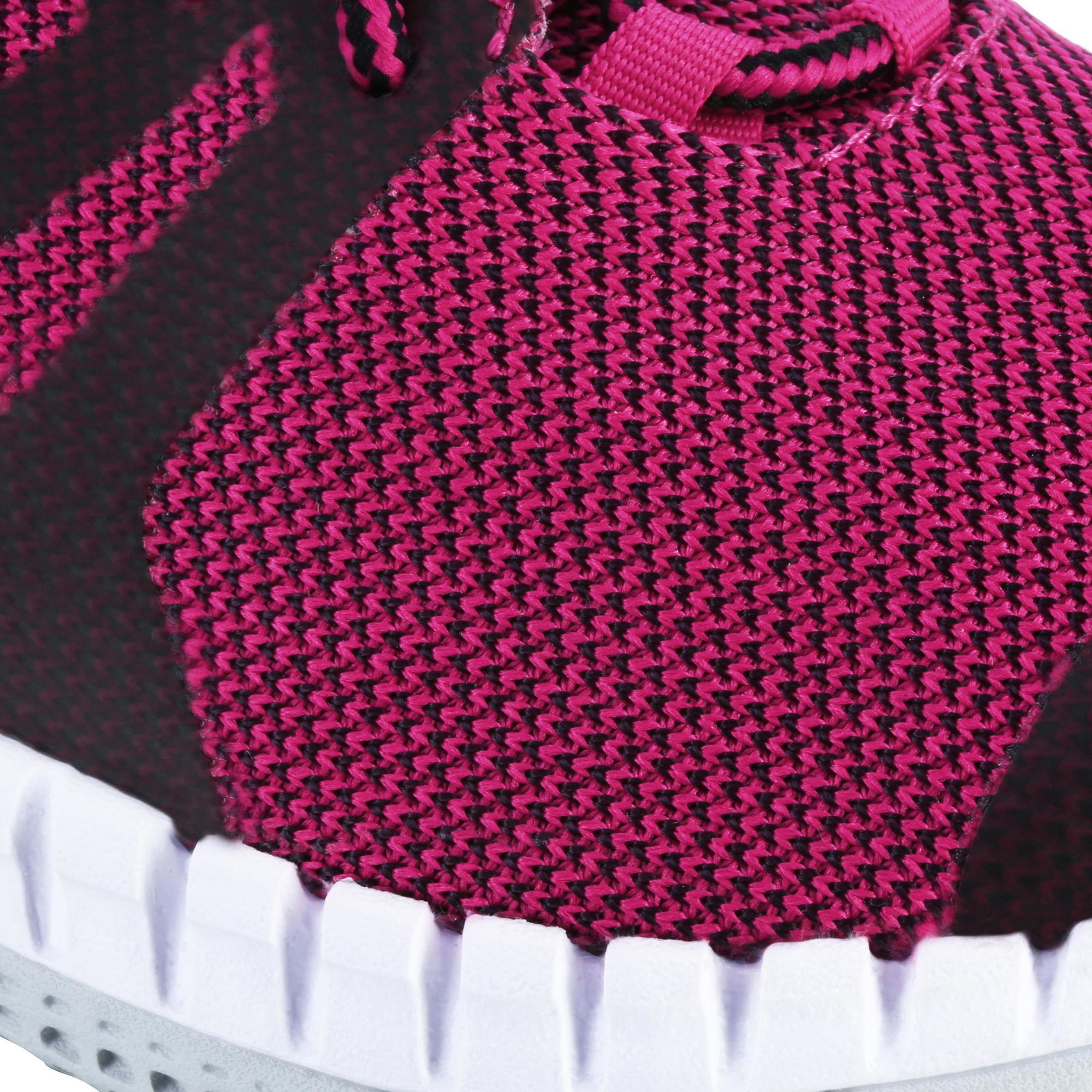 Mujer De Reebok Marcha Deportiva Para Zapatillas Rosa Walk Zprint AT67qxwx 3844b284a5ebe