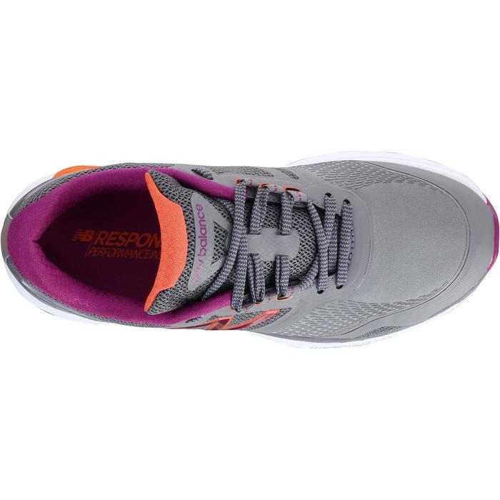 Chaussures marche sportive femme NB 1865 gris - 1075973