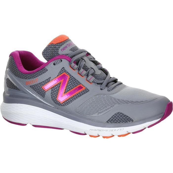 Chaussures marche sportive femme NB 1865 gris - 1076015