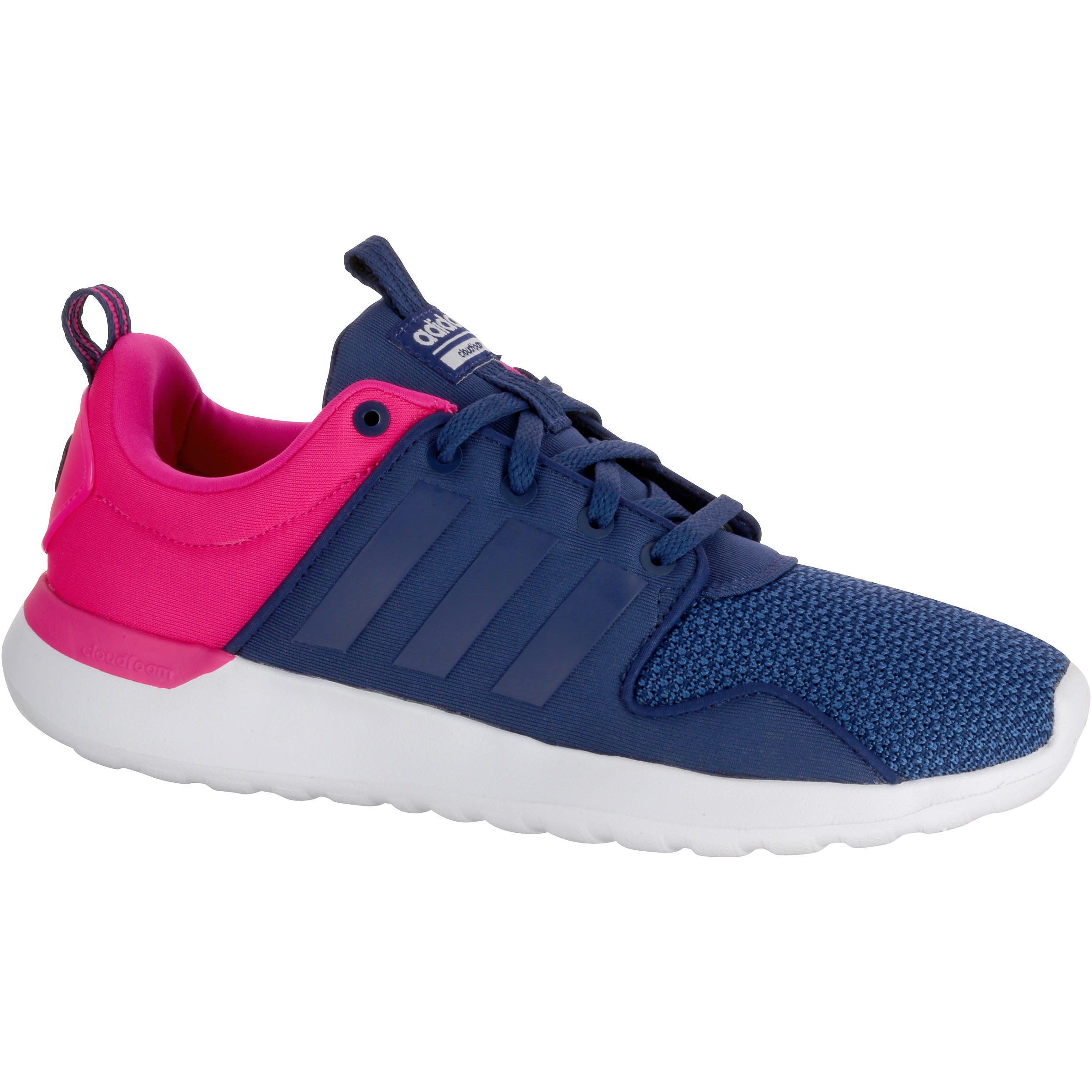 Lite Racer Navy Femme Marche Sportive Chaussures Rose rsQCxhdtB