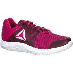 Zapatillas de marcha deportiva para mujer ZPrint Walk rosa