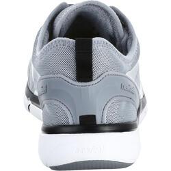 Soft 540 Mesh Men's Fitness Walking Shoes - Grey