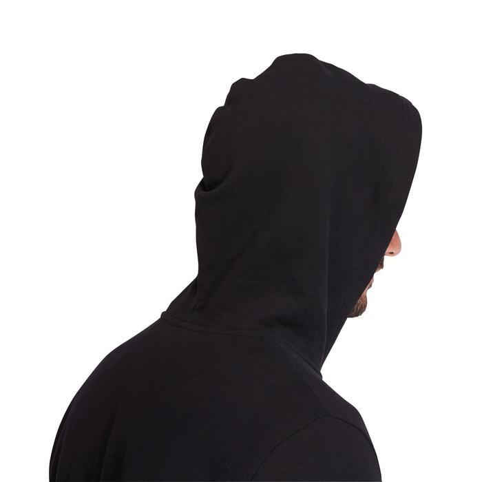 Hoodie voor fitness en pilates heren - 1076234