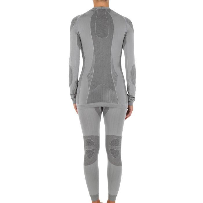 Sous vêtement de régate femme RACE gris.