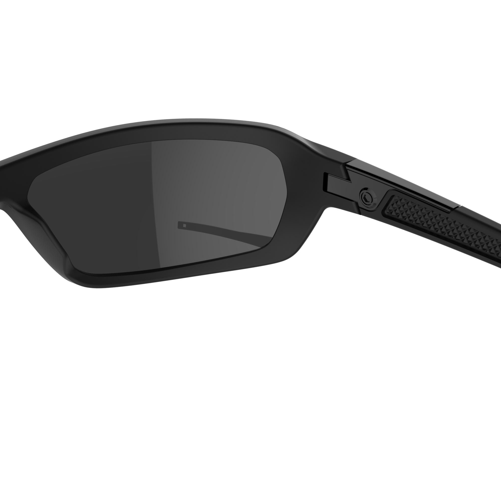 Category 3 hiking Sunglasses MH 510 - Black