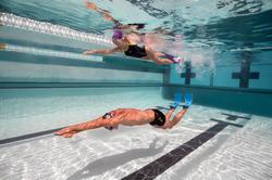 Lange zwemvliezen Trainfins - 1076508