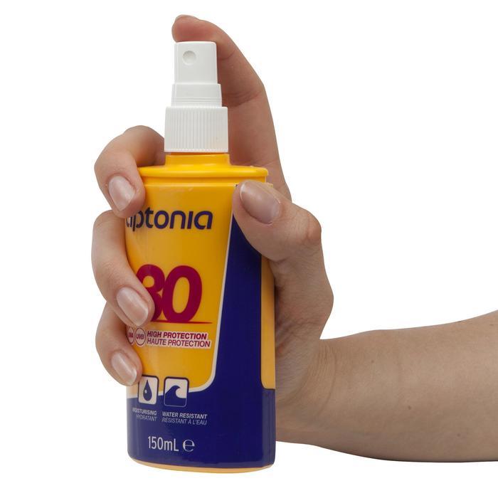 Zonnespray voor sporters factor 30 150 ml