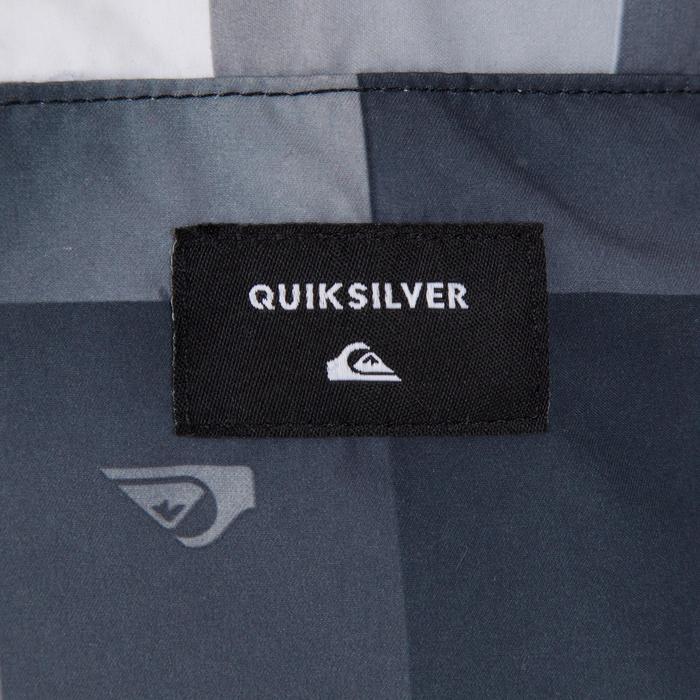 Korte boardshort Quicksilver Mark zwart - 1076789