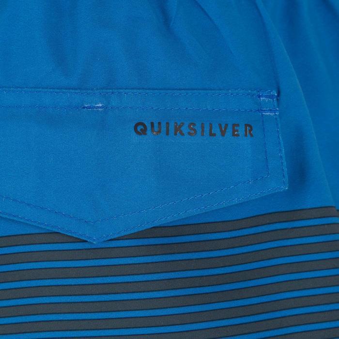 Boardshort court QUIKSILVER Division Blue - 1076800