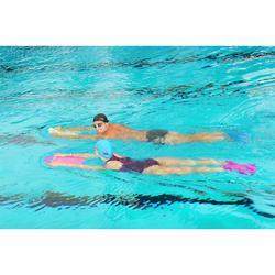 Schwimmflossen kurz Silifins 500 rosa