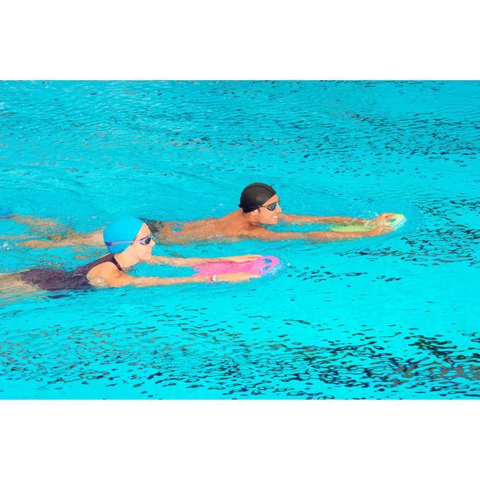 Mesh Print Swim Cap Size S - AllSia Pink - 1076854