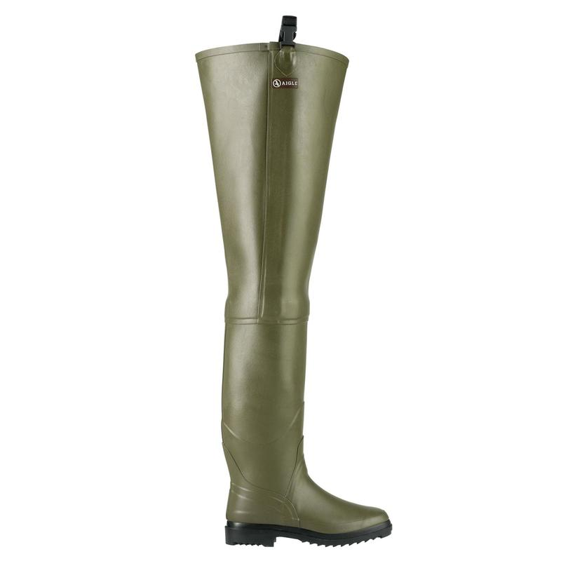 FISHING WADERS - RUBBER