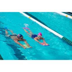 Korte zwemvliezen voor zwemsport Silifins 500 roze