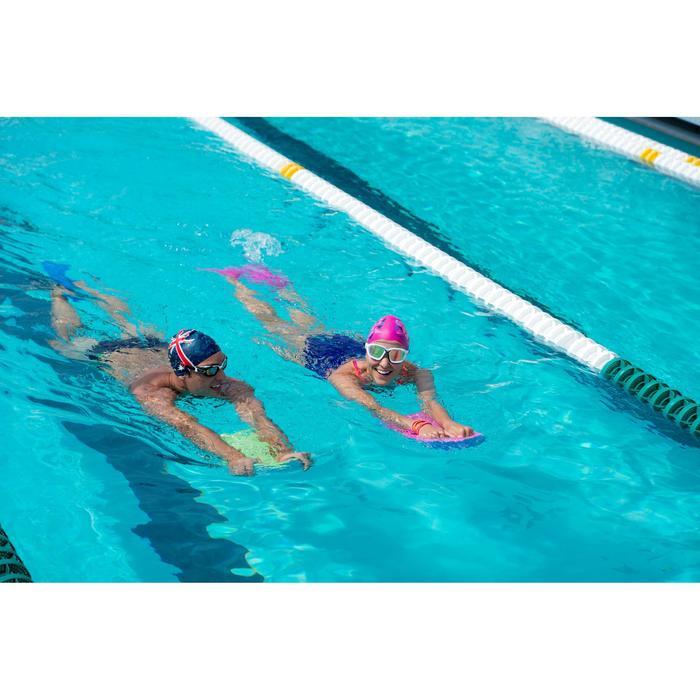 Schwimmflossen kurz Silifins rosa