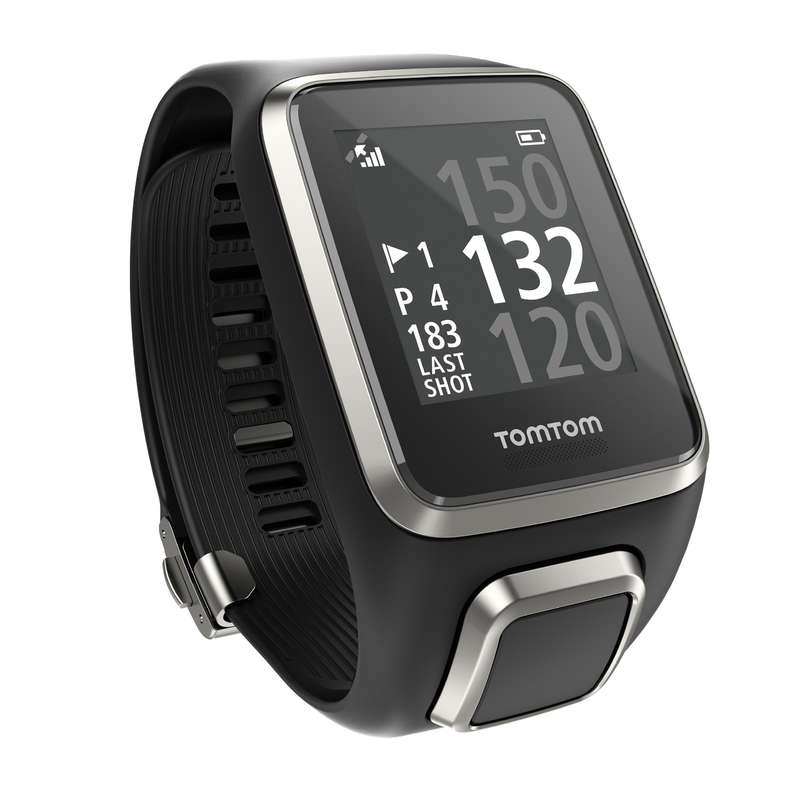 GOLF ELECTRONICS - Golfer 2 Watch Black TOMTOM