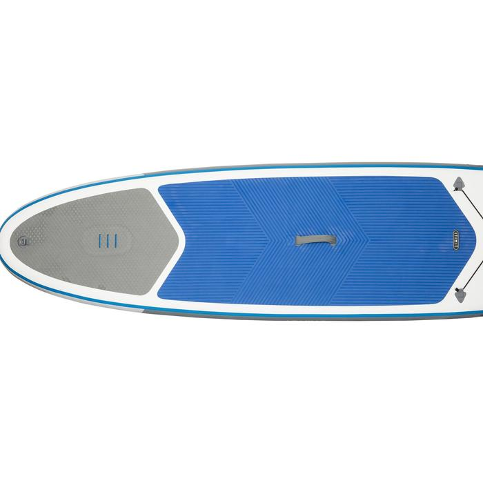 STAND UP PADDLE GONFLABLE RANDONNEE 100 / 10'7 BLEU - 1077029