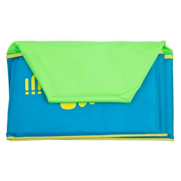 Piscinette pliable enfant TIDIPOOL bleue avec sac de transport étanche