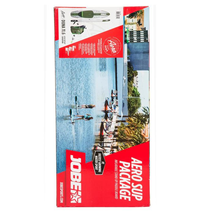 STAND UP PADDLE GONFLABLE RANDONNEE AERO 11'6 DUNA - 1077072