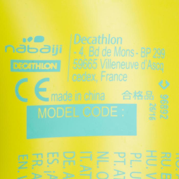 """Bouée gonflable 92 cm bleue """"TROPIC"""" grande taille avec poignées confort - 1077079"""