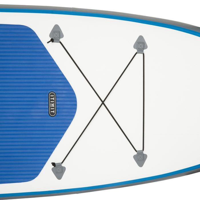 STAND UP PADDLE GONFLABLE RANDONNEE 100 / 10'7 BLEU - 1077112