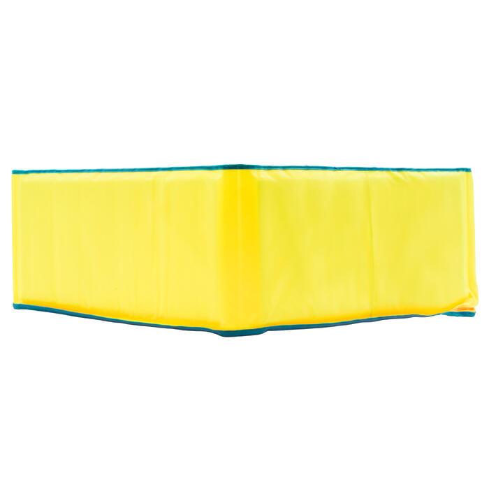 Piscinette enfant TIDIPOOL jaune avec sac de transport étanche