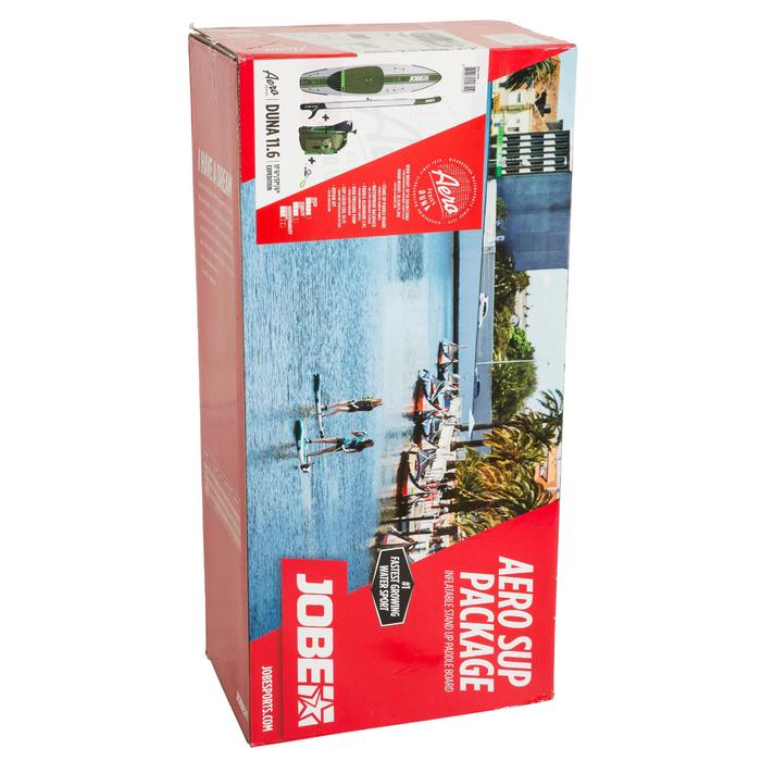 STAND UP PADDLE GONFLABLE RANDONNEE AERO 11'6 DUNA - 1077151