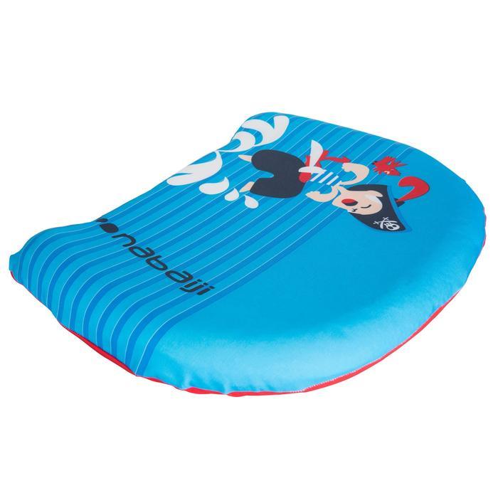 """Planche de natation enfant bleue avec imprimé """"PIRATE"""" - 1077152"""