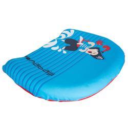 """Tabla de natación niños azul con estampado """"PIRATA"""""""
