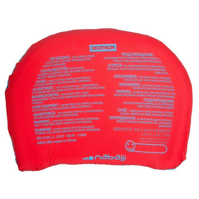"""Planche de natation enfant bleue avec imprimé """"PIRATE"""" - 1077175"""