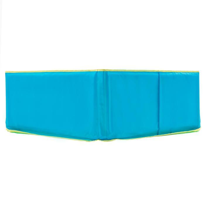 Planschbecken Tidipool faltbar Kinder blau mit wasserdichter Transporttasche