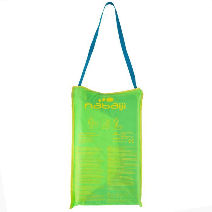 Piscinette enfant TIDIPOOL bleue avec sac de transport étanche - 1077287