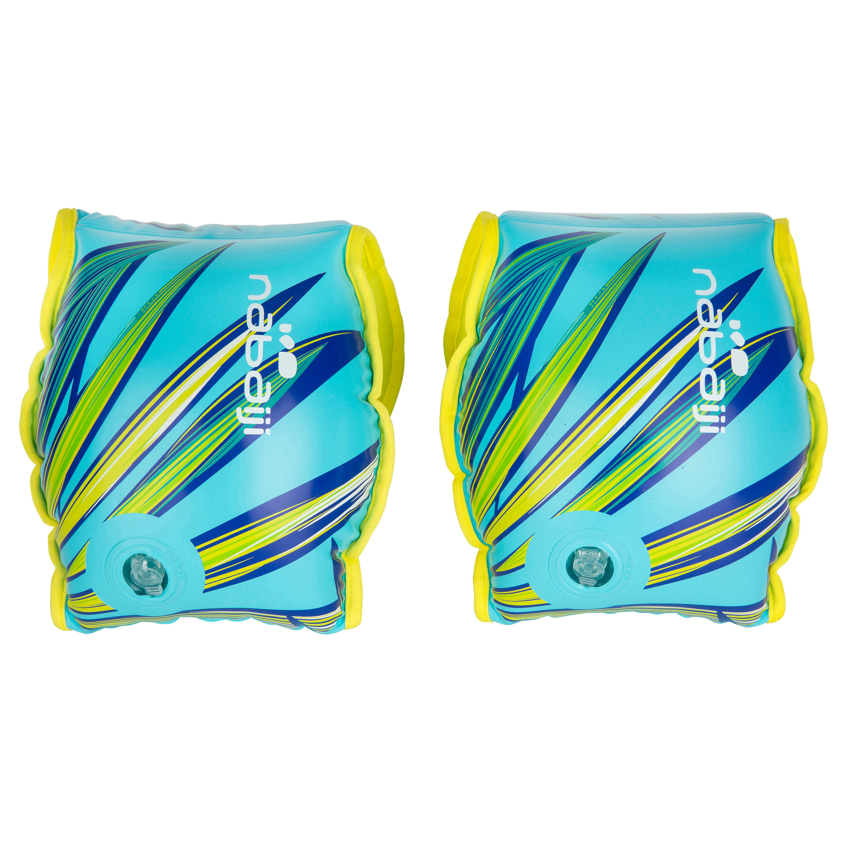 Adult swimming armband with SOFT fabric inside