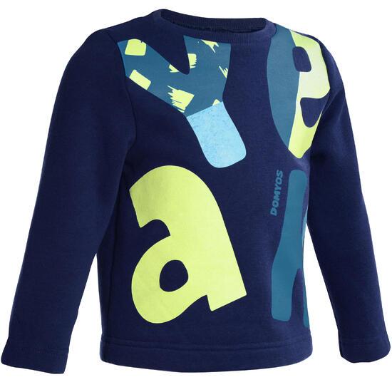 Warme gym sweater voor peuters - 1077558