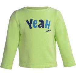 Warme gym sweater voor peuters - 1077582