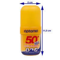 PURŠKIAMAS SPF 50+ apsauginis kremas nuo saulės – 50 ml