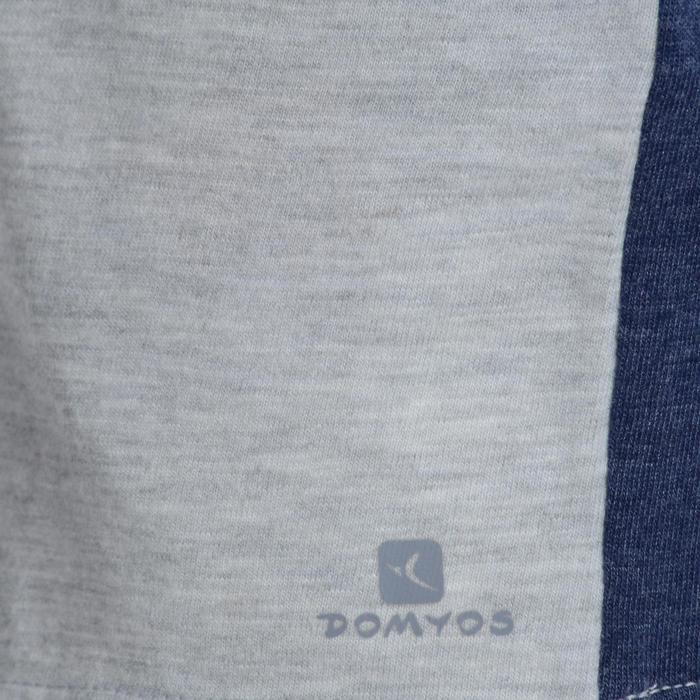 T-Shirt manches courtes imprimé Gym baby gris - 1077607
