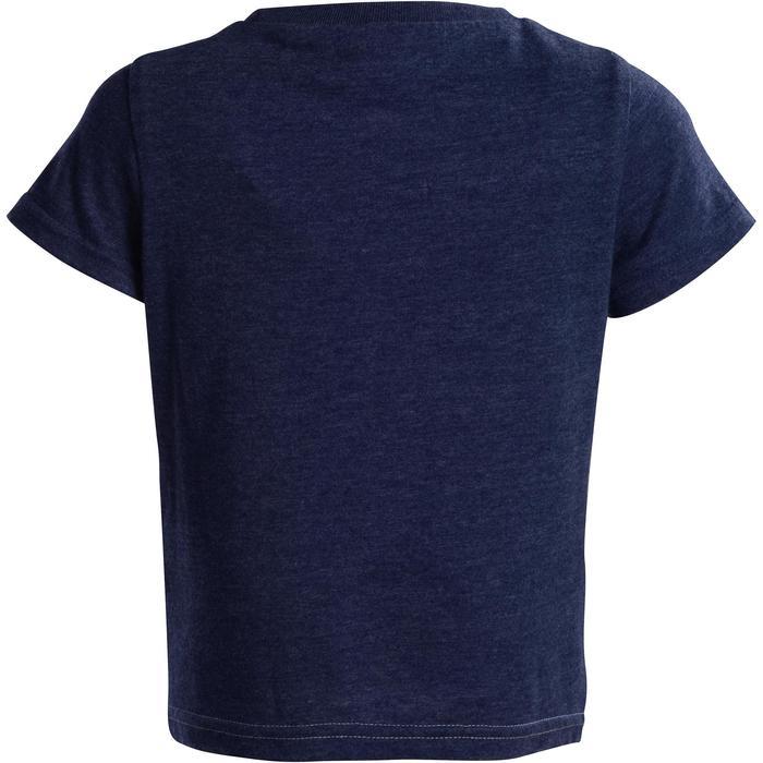 T-Shirt manches courtes imprimé Gym baby gris - 1077631