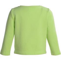 Warme gym sweater voor peuters - 1077655