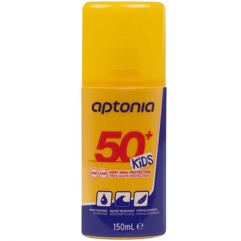 Sonnenschutz Gesundheit, Pflege - Sonnenschutzspray LSF 50+ APTONIA - Pflege